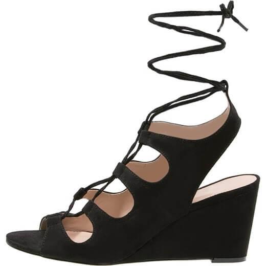 Gladiatorki sandały
