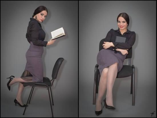 ubranie do biura