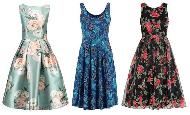 Sukienki letnie midi