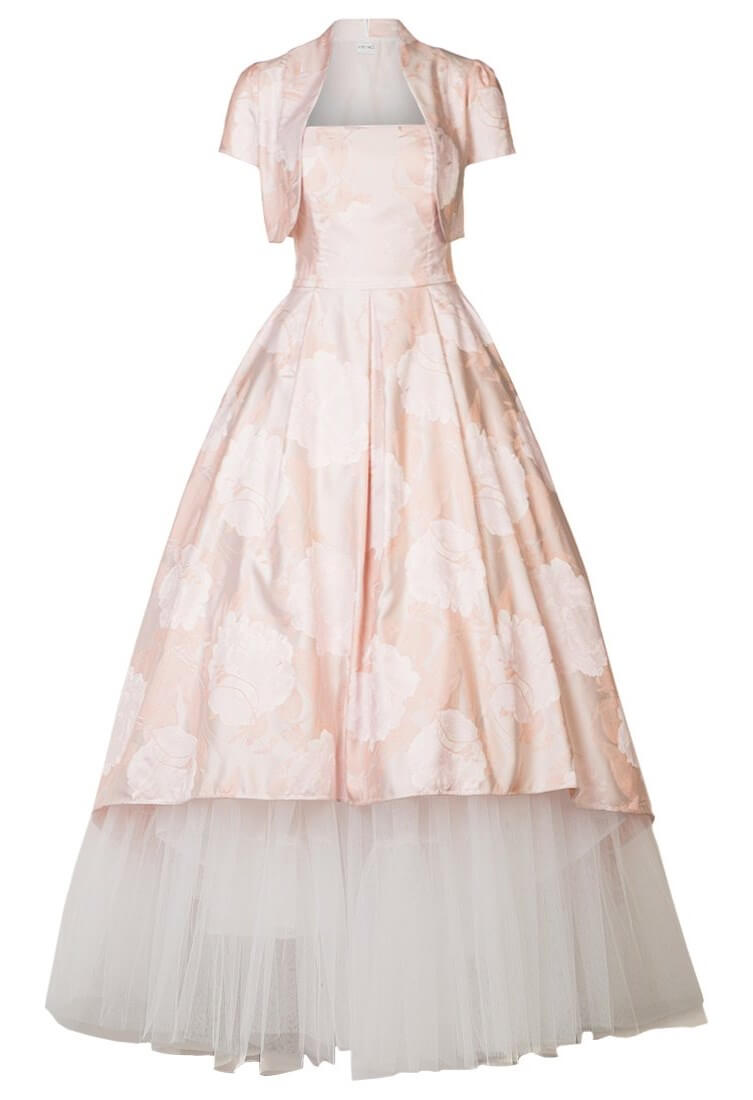 scarlet ohara suknia