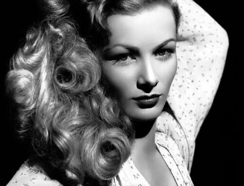 Portret kobiety z lat 50.