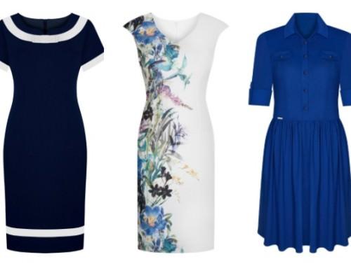 Sukienki idealne do pracy