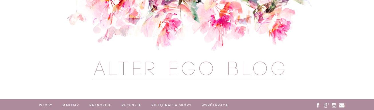 Alter Ego blog urodowy