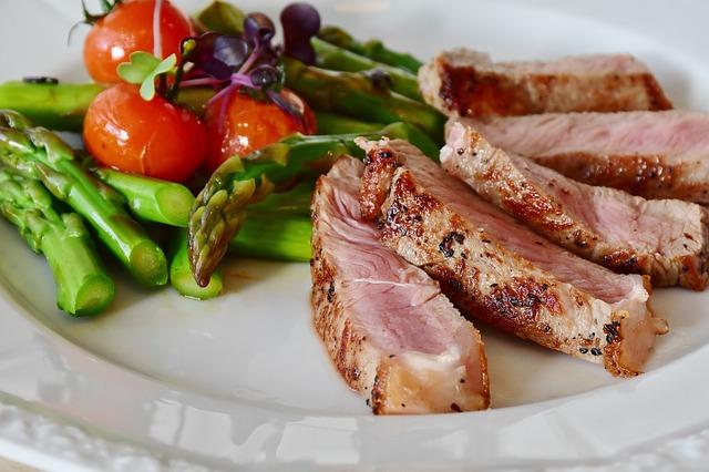 Dieta warzywno mięsna