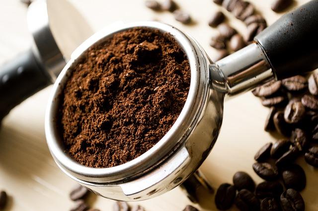 Fusy z kawy