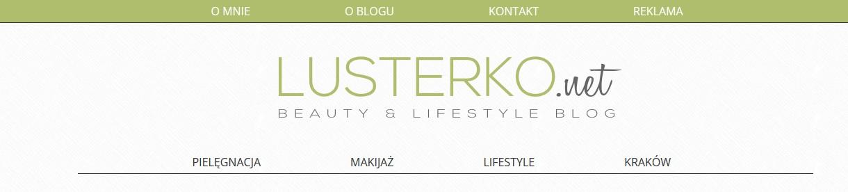 Lusterko blog urodowy