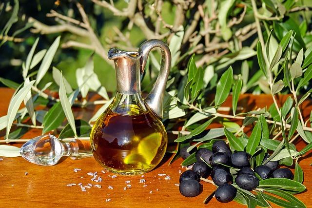 Oliwa z oliwek maseczka